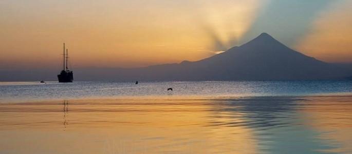 lago llanquihue foto